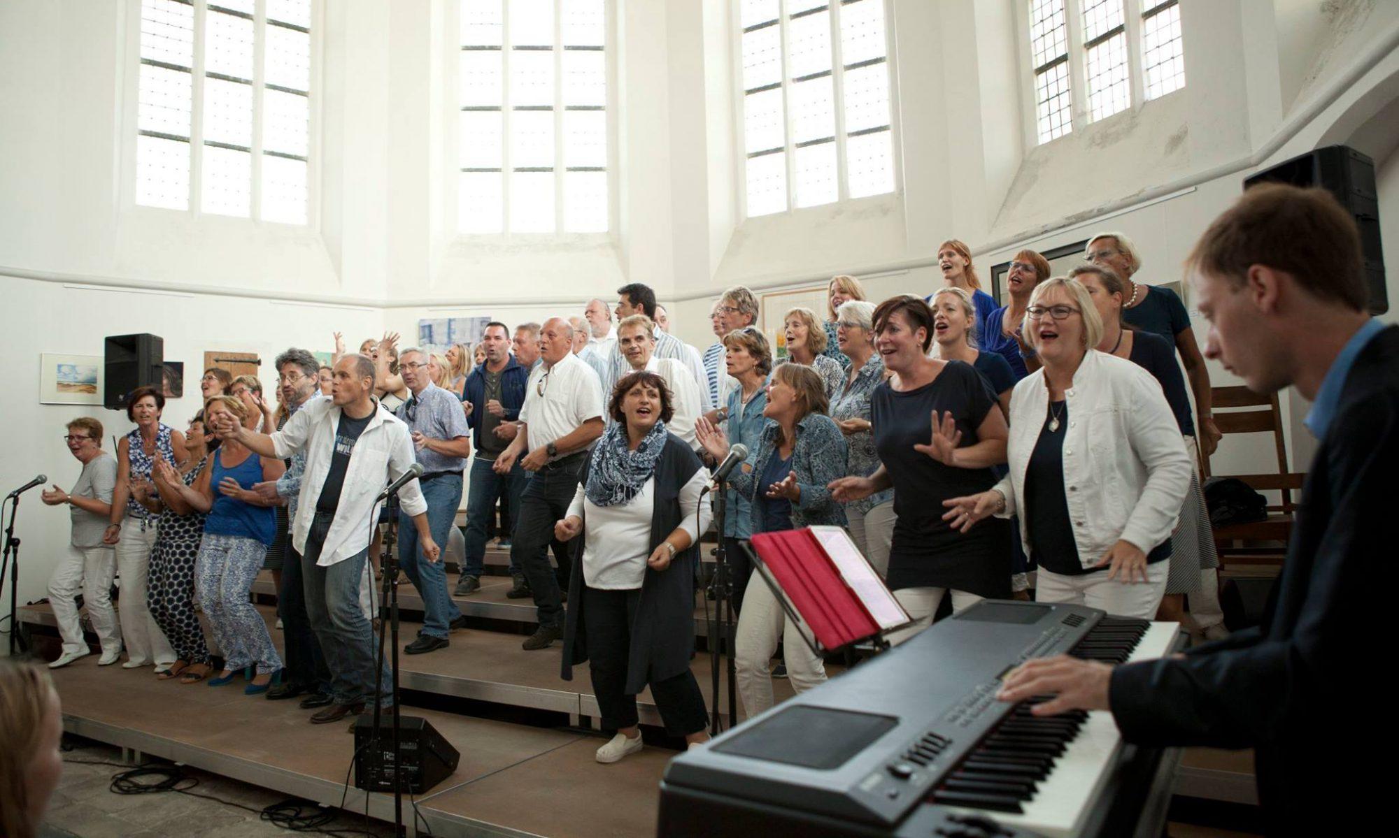 Musical- en popkoor Delft